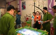 """Lâm Đồng """"trị"""" game bắn cá"""