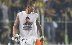 Cầu thủ đội Lokomotiv ủng hộ Tổng thống Putin trên đất Thổ Nhĩ Kỳ