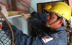 Giúp 1.000 hộ khó khăn có điện an toàn