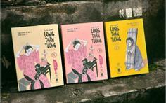 Long Thần Tướng đoạt giải thi truyện tranh quốc tế Nhật Bản
