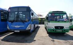 TP.HCM đầu tư 300 xe buýtsử dụng khí nén thiên nhiên