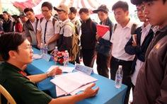 7g50 sáng 21-2: tư vấn hướng nghiệp tại Nha Trang