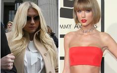 Thua kiện lạm dụng tình dục, Kesha đượcTaylor Swift tặng 5 tỉ