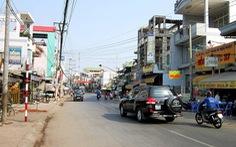 Công nhận thị trấn Phú Mỹ, An Giang là đô thị loại IV