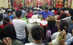 Đà Nẵng cấm cán bộ đi lễ hội trong giờ hành chính