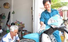 Hà Nội: nhiều thanh niên tình nguyện nhập ngũ