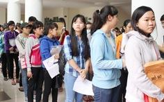 Xét tuyển 5.380 chỉ tiêu vào các trường khối công an