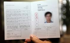 Hà Nội bắt đầu cấp bằng lái xe quốc tế từ 1-3