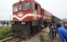Phê bình nghiêm khắc lãnh đạo tổng công ty đường sắt