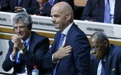 """Tân chủ tịch FIFA Infantino: """"Tôi biết ơn ông Platini"""""""
