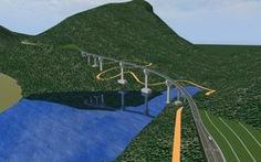 Hơn 2.500 tỉ đồng xây đường nối cao tốc Nội Bài với Sa Pa