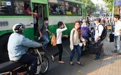 Học sinh TP hiến kế về giao thông với Bí thư Đinh La Thăng