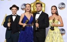 Oscar 2016: những hình ảnh đẹp nhất
