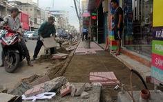 35km đường Sài Gòn sắp bị đào có kẹt xe không?