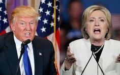 """Bà Clinton và ông Trump gặp khó từ chính """"nội bộ"""""""