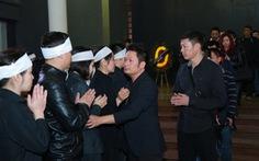 Nghệ sĩ rơi lệ tiễn đưa nhạc sĩ Lương Minh