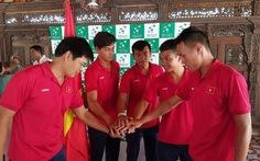 Tuyển quần vợt VN đánh bại Indonesia ở Davis Cup