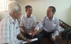 Ông Huỳnh Văn Nén đề nghị giám đốc thẩm tội hủy hoại tài sản