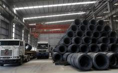 Bộ Công thương áp thuế tự vệ để bảo vệ thép nội