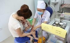 Trẻ chết sau tiêm văcxin ở Đồng Nai do cơ địa mẫn cảm