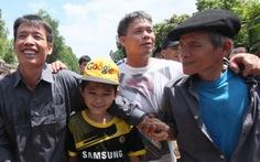 Ông Đoàn Văn Vươn đề nghị trả lại tài sản đã bị thu giữ