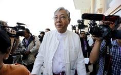 Myanmar bắt đầu chọn tổng thống