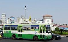 TP.HCM kiểm tra đột xuất khí thải trên xe buýt