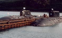 Pháp phát hiện tàu ngầm Nga gần hải phận