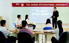 Trường ĐH Quốc tế Sài Gòn:Nhiều phương thức xét tuyểnĐH 2016