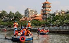 Kênh Nhiêu Lộc - Thị Nghè có nguy cơ ô nhiễm trở lại