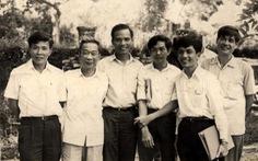 Nhớ Lý Chánh Trung:một trí thức đồng hành cùng dân tộc