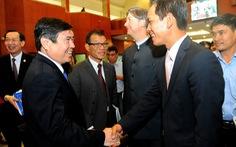 """Doanh nghiệp nước ngoài """"kêu trời"""" với lãnh đạo TP.HCM"""