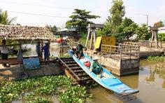 Chỗ ngọt trồng lúa, chỗ mặn nuôi tôm