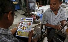 """Tổng thống Htin Kyaw """"vô hình"""" trong mắt truyền thông"""