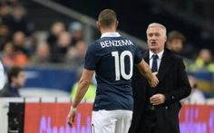 HLV Deschamps từ chối nói về Benzema