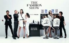 Michael Barnes, Phạm Hương, Hà Anh tham giaThe Fashion Show