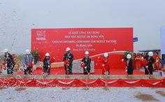 Nestlé đầu tư 70 triệu USD xây dựng nhà máy thứ 6 tại Việt Nam