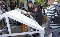 Đài Loan làm tăng căng thẳng Biển Đông