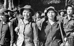 40 năm hào hùng của lực lượng Thanh niên xung phong