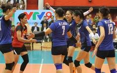 Ngân Hàng Công Thương vô địchGiải bóng chuyền nữ quốc tế VTV