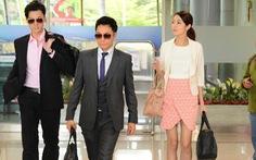Dàn sao TVB có Quách Tấn An đang đóng phim tại Sài Gòn