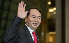 Chủ tịch nước: cố gắng hết sức hoàn thành tốt nhiệm vụ