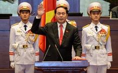 Điểm tin: Tân Chủ tịch nước hứa kiên quyết đấu tranh bảo vệ chủ quyền