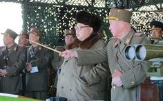 Triều Tiên thử nghiệm hệ thống chống tên lửa mới