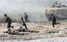 Mỹ - Philippines chuẩn bị tập trận chung gần Biển Đông