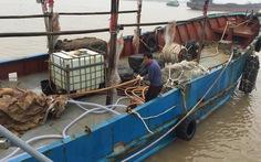 Cuộc truy bắt con tàu Trung Quốc của Biên phòng Hải Phòng