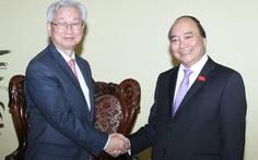 Việt - Hàn nâng kim ngạch thương mại song phương lên 70 tỷ USD