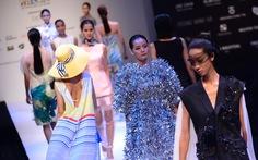 Vietnam International Fashion Week hé lộ vài mẫu thời trang đẹp
