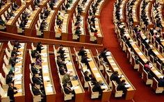 Hoãn công bố kết quả bầu cử Phó chủ tịch Quốc hội