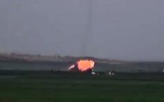 Su-22 của Syria bị bắn hạ, phi công bị al-Qaeda bắt